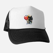 Akita Balloon Trucker Hat