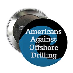 Americans Against Offshore Drilling button