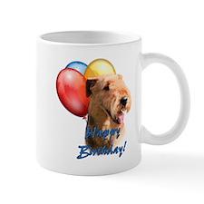 Airedale Balloon Mug