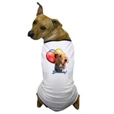 Airedale Balloon Dog T-Shirt