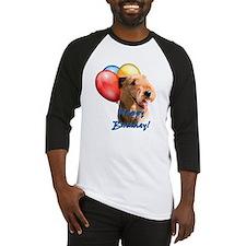 Airedale Balloon Baseball Jersey