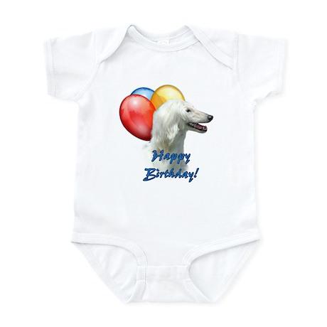 Afghan Balloon Infant Bodysuit
