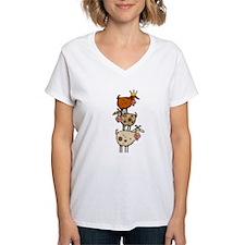 goat stack Shirt