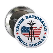 """Drill Locally 2.25"""" Button (100 pack)"""