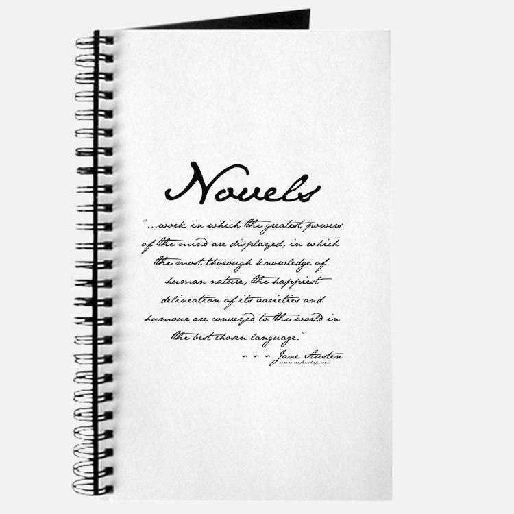 Jane Austen on Novels Journal