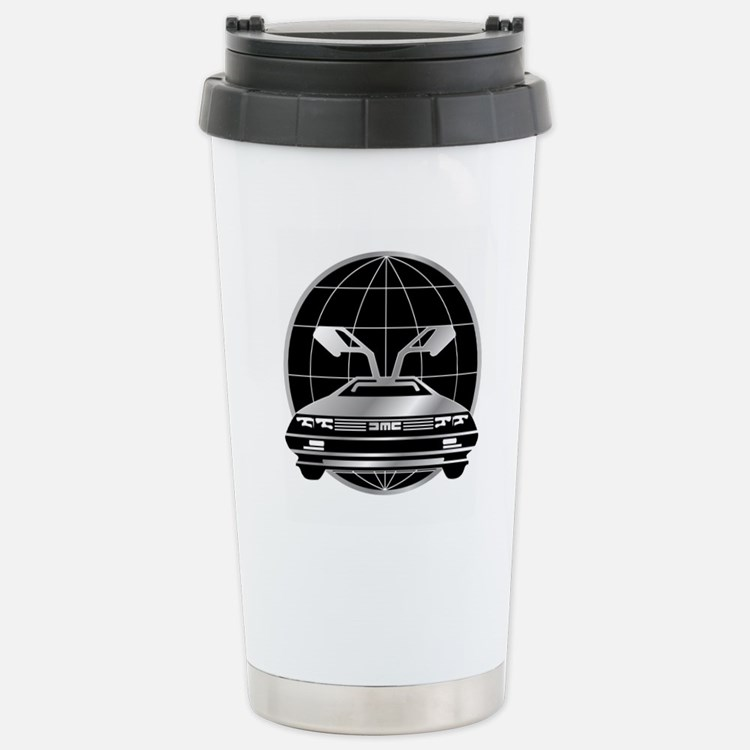 Cute Dmc 12 Travel Mug