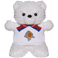 FRIED EGG Teddy Bear