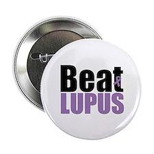 """Lupus Warrior 2.25"""" Button"""
