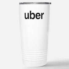 uber Travel Mug