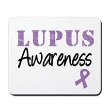 Lupus Warrior Mousepad
