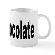 I Love Chocolate Small Mug