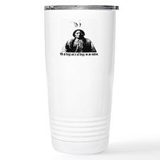 WE ARE RELATIVES Travel Mug