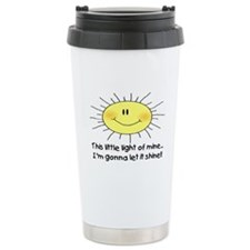 LIGHT OF MINE Travel Mug