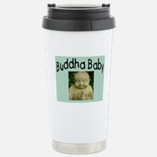 BUDDHA BABY 2 Stainless Steel Travel Mug
