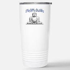 LITTLE BITTY BUDDHA Stainless Steel Travel Mug