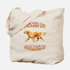 Owned by Goldens Tote Bag