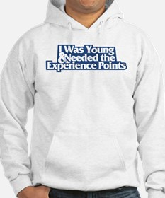 """I was young..."" (D&D) Hoodie"