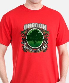 Tree Hugger Oregon T-Shirt