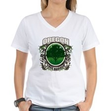 Tree Hugger Oregon Shirt