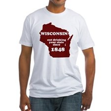 Wisconsin Outdrinking Your St Shirt