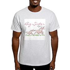 Unicorn Big Sister Again T-Shirt