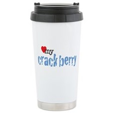 Love my Crackberry Travel Mug