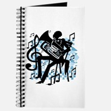 French Horn Player Journal
