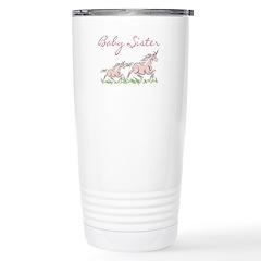 Unicorn Little Sister Stainless Steel Travel Mug
