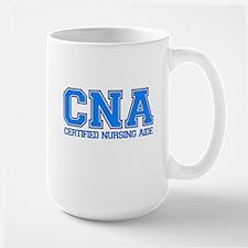 Aide Blue Mug
