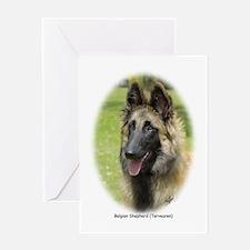 Belgian Shepherd (Terveuren) Greeting Card