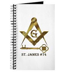 St. James Lodge #74 Journal