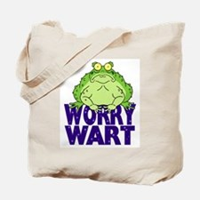 Worry Wart Tote Bag
