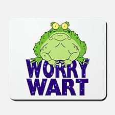 Worry Wart Mousepad