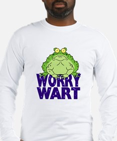 Worry Wart Long Sleeve T-Shirt