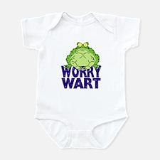 Worry Wart Infant Bodysuit