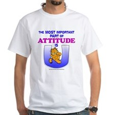 Most Important Garfield White T-Shirt