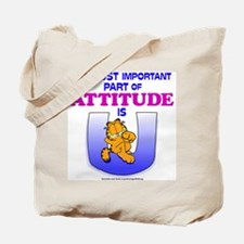 Most Important Garfield Tote Bag