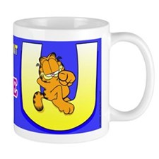 Most Important Garfield Mug
