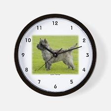 Cairn Terrier 9R071D-129 Wall Clock