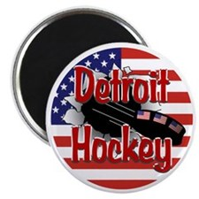 """Detroit Hockey 2.25"""" Magnet (10 pack)"""