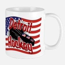 Detroit Hockey Mug