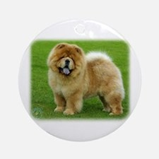 Chow Chow 9B008D-06 Ornament (Round)