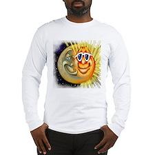 Cute Moonshine Long Sleeve T-Shirt