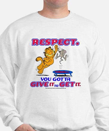 Respect Garfield Jumper