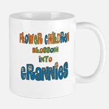 Granny Flower Child Mug