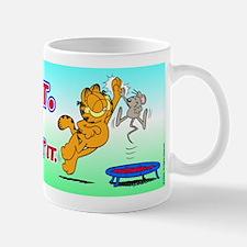 Respect Garfield Mug