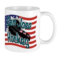San Jose Hockey Mug
