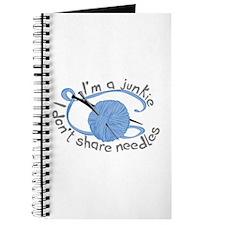 Don't Share Needles Journal