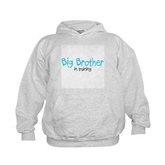 Big Brother in Training Hoodie