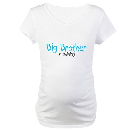 Big Brother in Training Maternity T-Shirt
